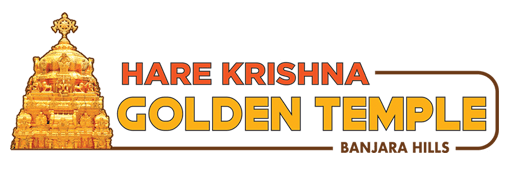 Hare Krishna Golden Temple Hyderabad